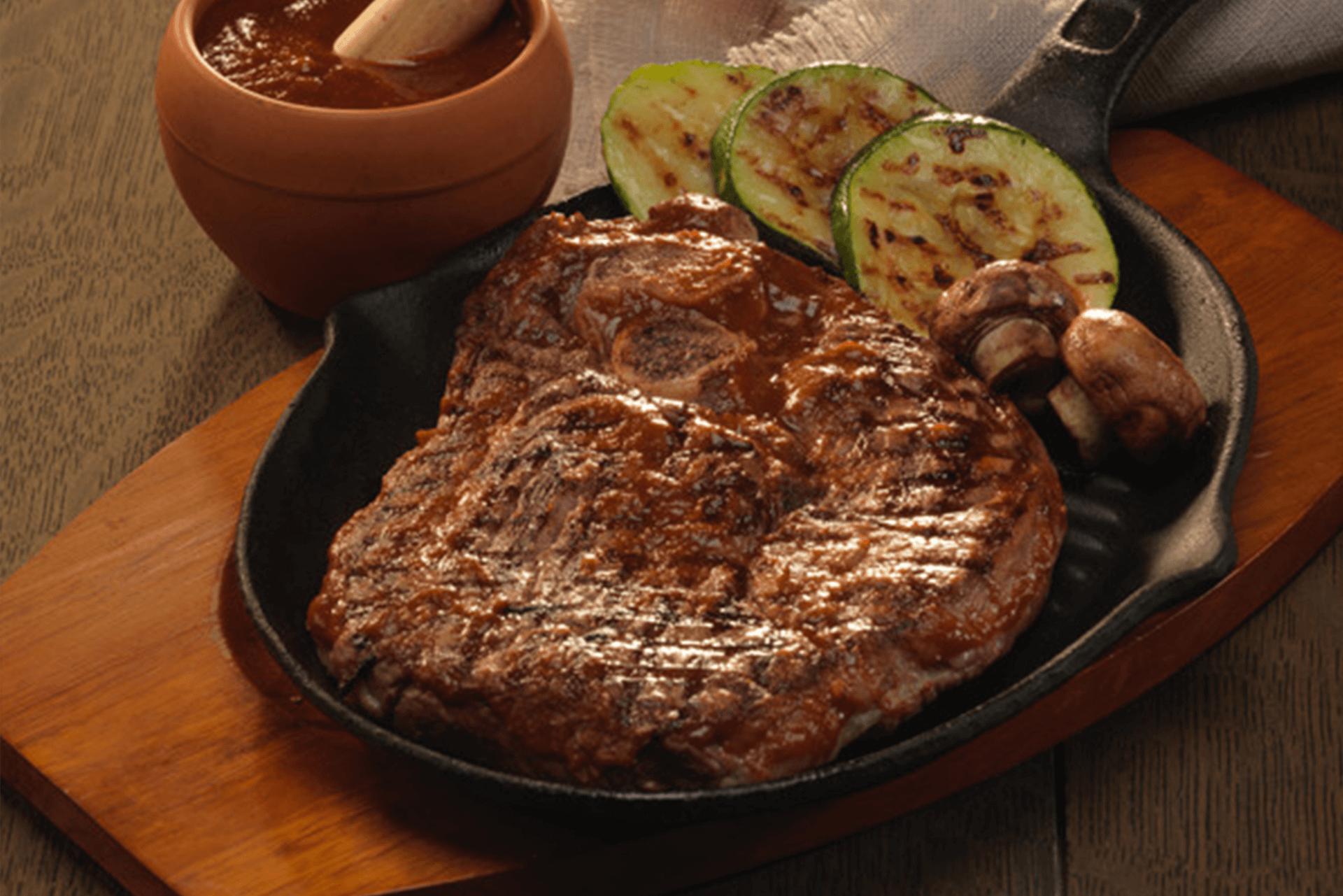 SunGold Western BBQ Sauce for Lamb Steak