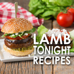 Lamb Tonight Recipes